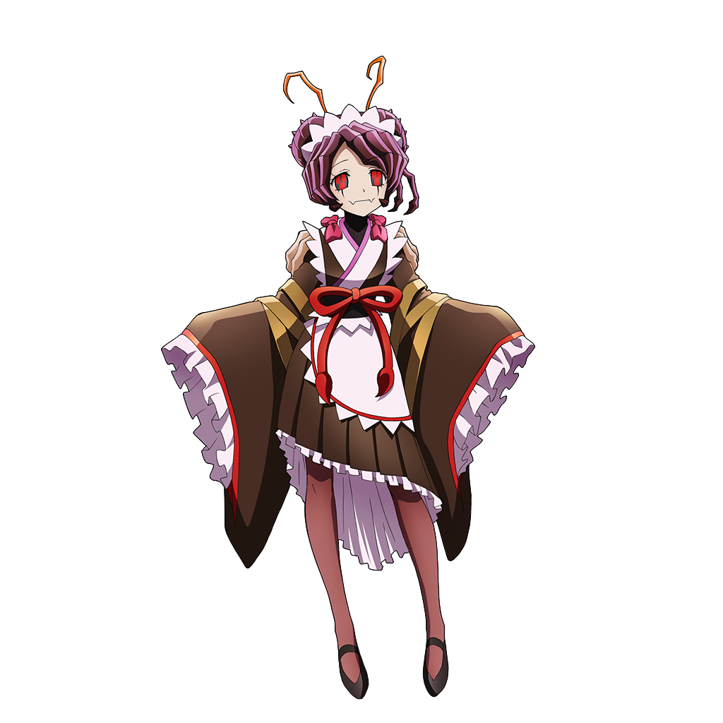 Pleiades Battle Maids – Entoma